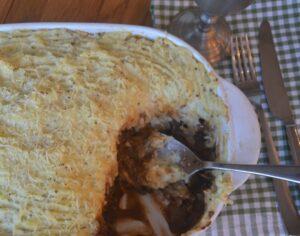 Glam Cottage Pie