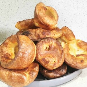 pile of Yorkshire Puddings